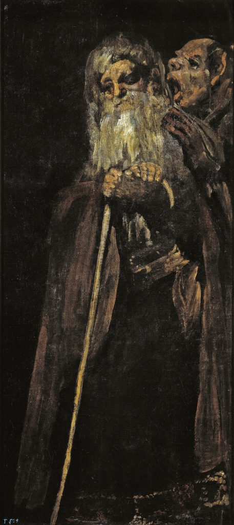 Dos viejos Goya