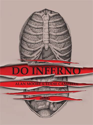 Capa Do Inferno Alan Moore