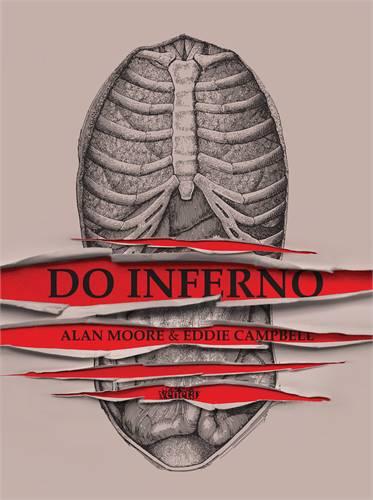 Capa Do Inferno Alan Moore