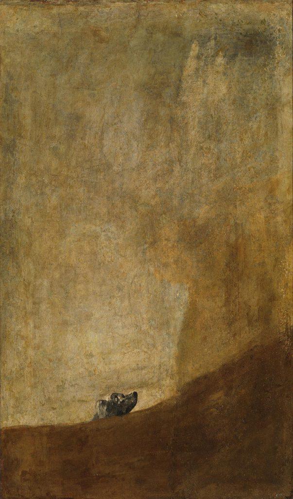 El perro Goya
