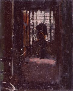 Jack the Ripper's Bedroom de Walter Sickert