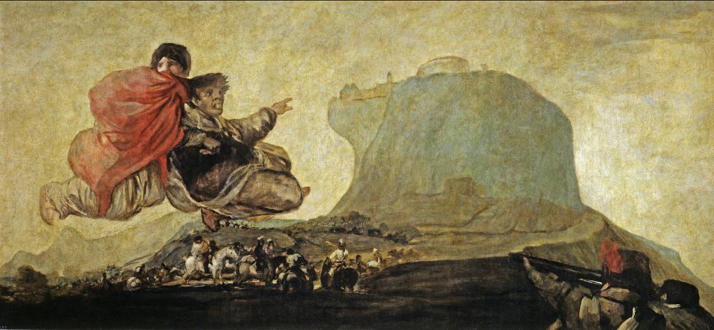 Vision fantástica Asmodea Goya