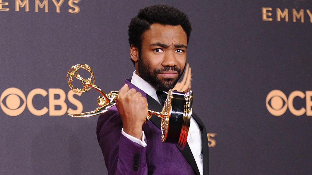 Donald Glover Wining