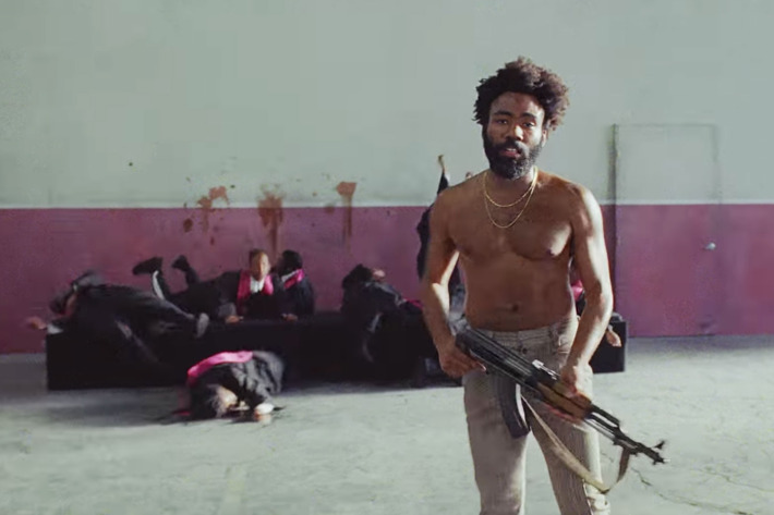This is America Shooting