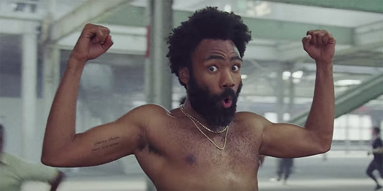 This is America Gambino