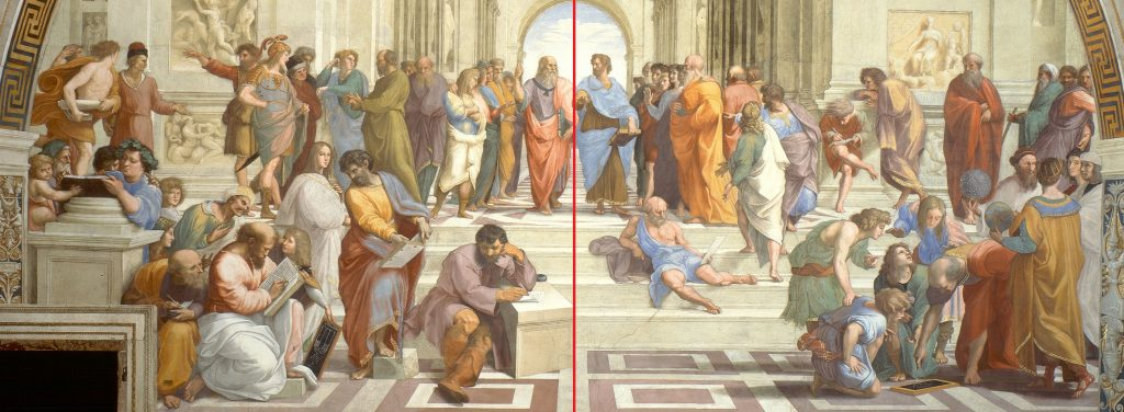 School of Athens Division