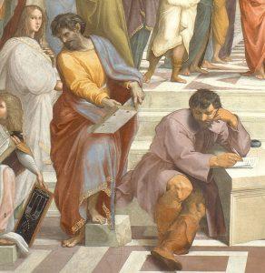 Parmenides School of Athens