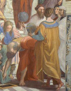 Raphael School of Athens