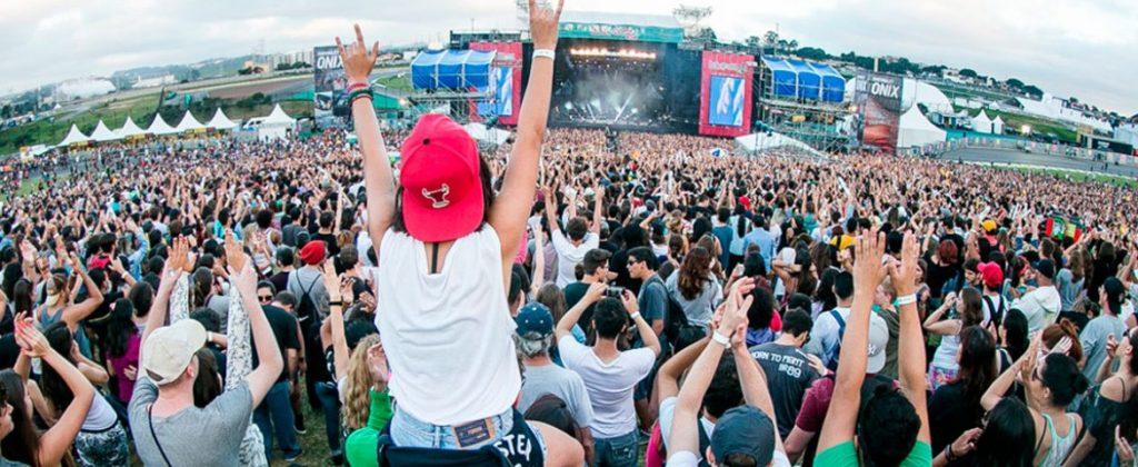 Lollapalooza Brazil Concert