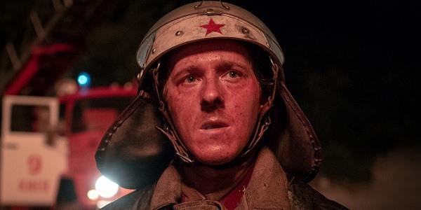 Chernobyl bombeiro
