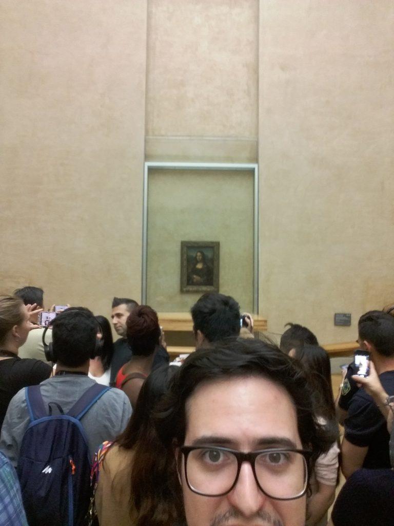 Gioconda Selfie
