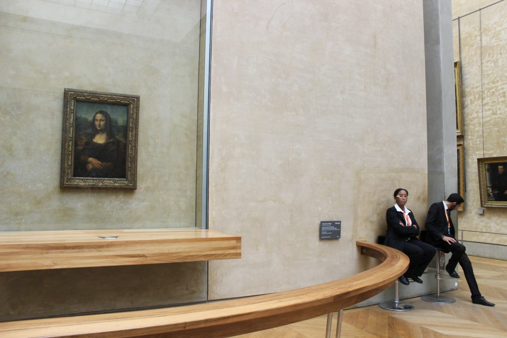 Mona Lisa Security