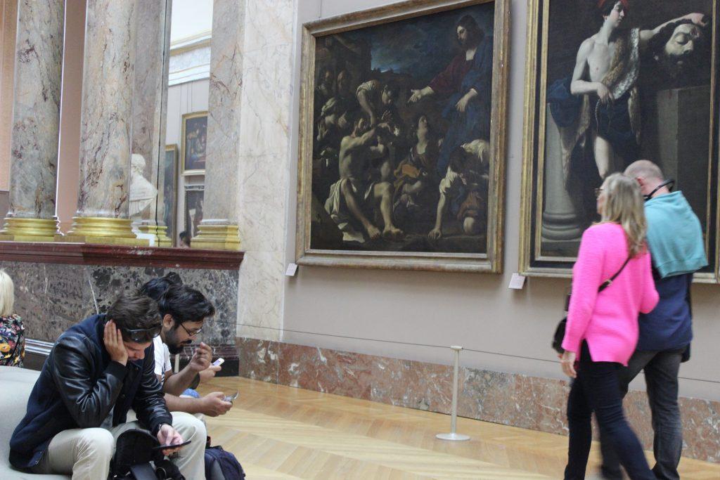 Louvre Portable