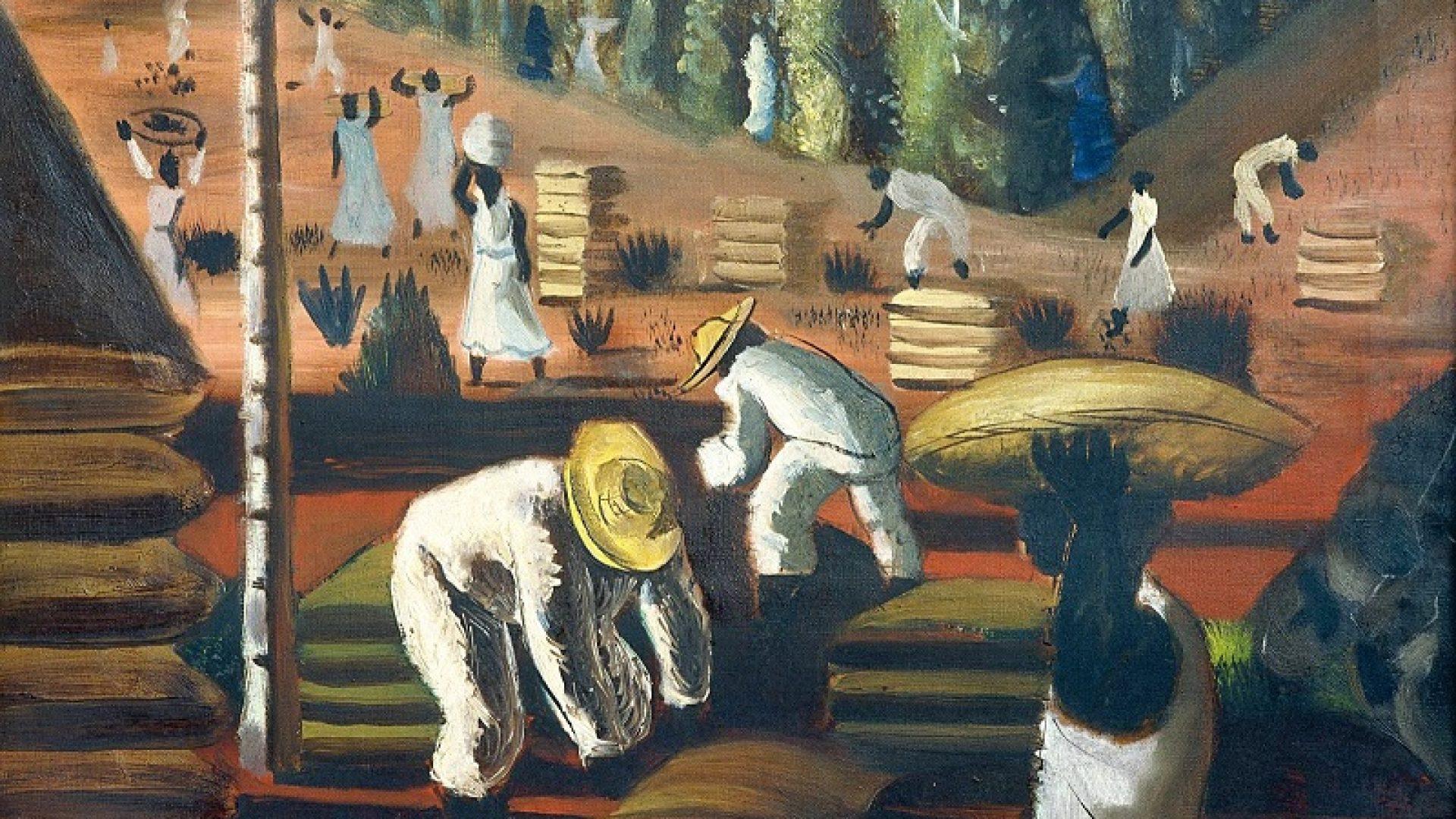 Café de Cândido Portinari (1940)