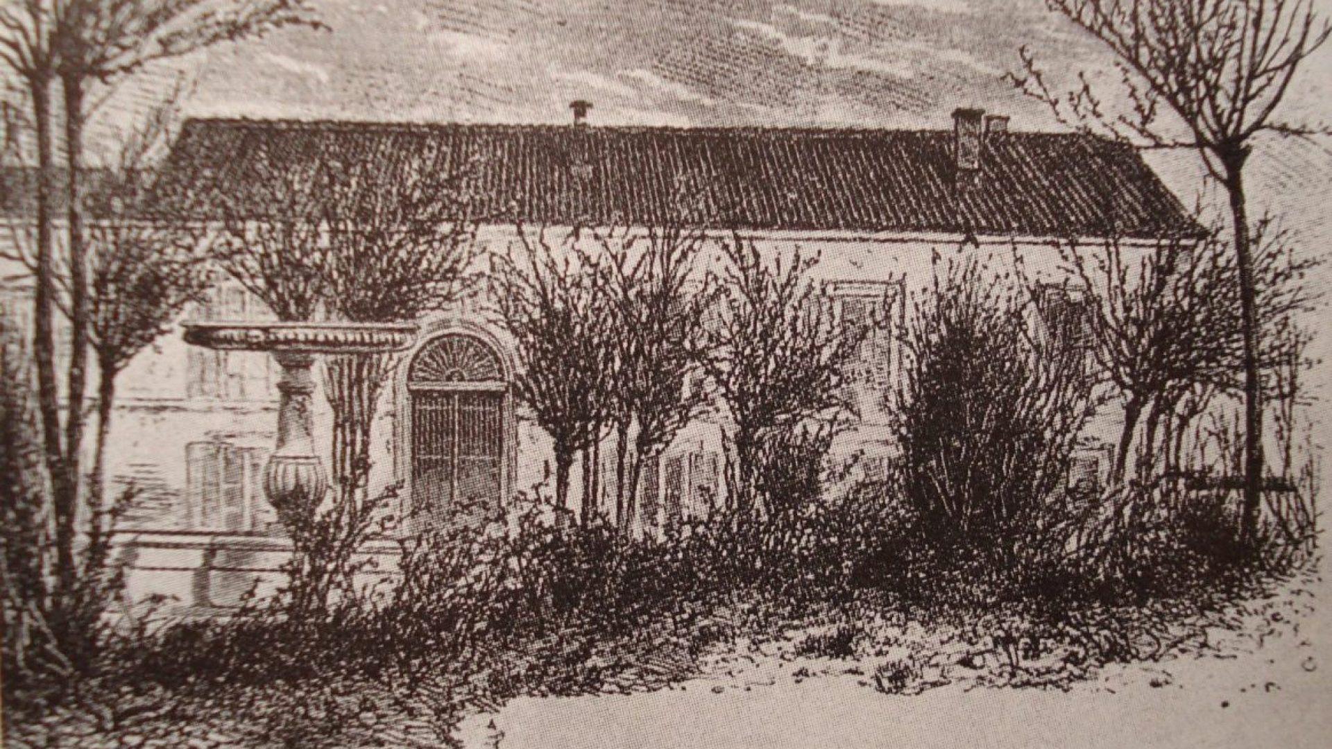 Quinta del Sordo Fachada