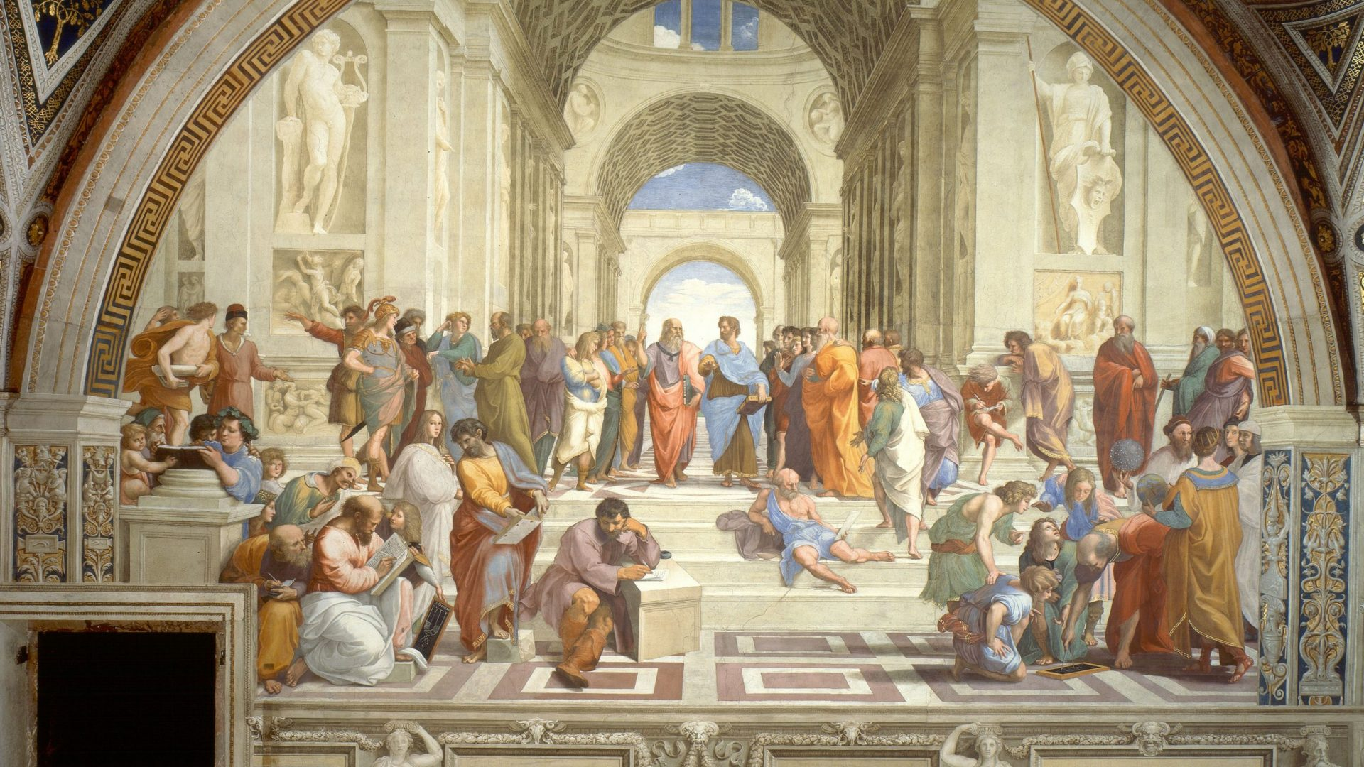 The School of Athens Photo