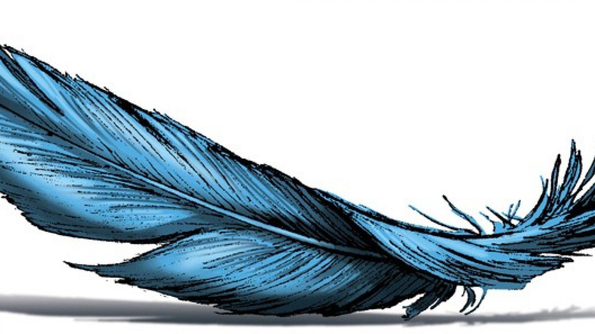 Happy! Feather