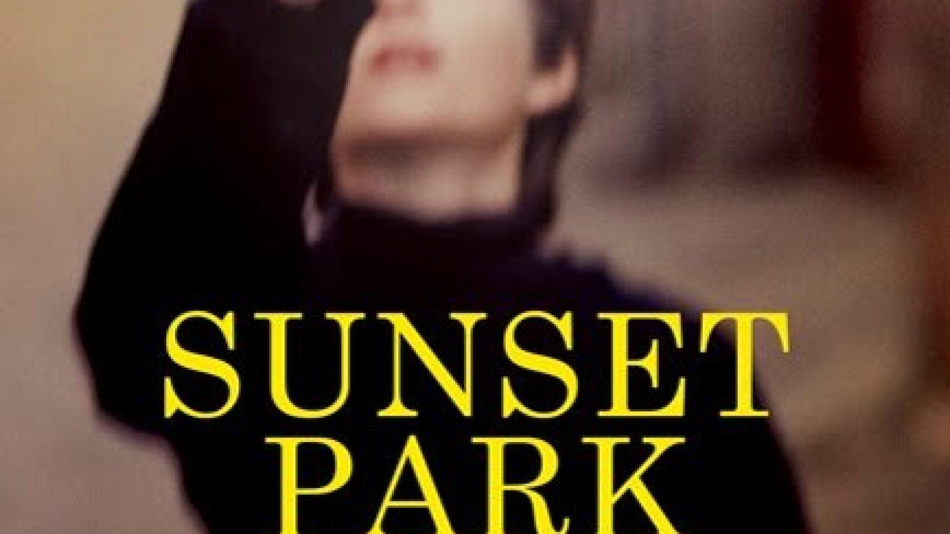 Capa de Sunset Park, de Paul Auster
